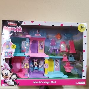 Minnie Mouse Mega Mall Playset